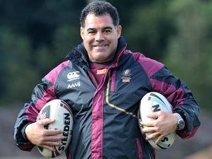 Meninga: Coach Neil Henry will be on the mentor radar