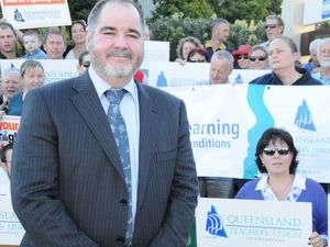 Budget disappoints Qld teachers