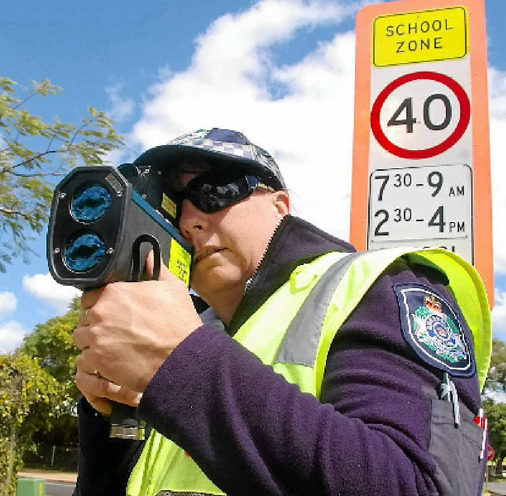 Toowoomba police will be out in force during the Christmas period/