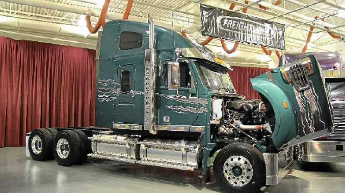 After five years of development Freightliner's new Coronado 114 is here with a Detroit Diesel DD15 engine.