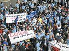 700 TWU delegates rally