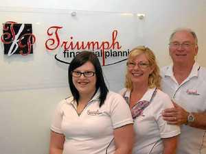 A planning Triumph