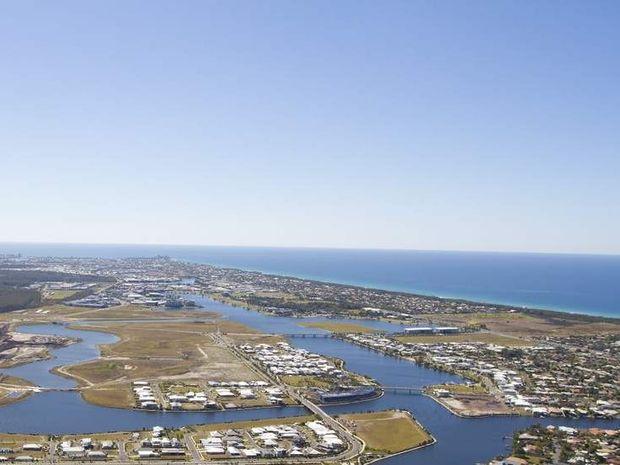 Stockland says the Oceanside development and Kawana health hub will create 45,000 jobs.