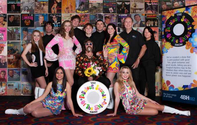A 60s show is on its way to Tweed Heads Bowls Club.