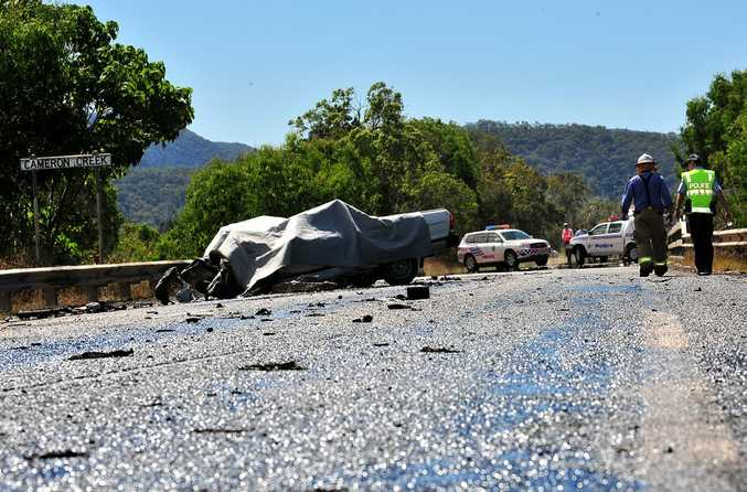 The Bruce Highway has been listed as one of the world's most dangerous.