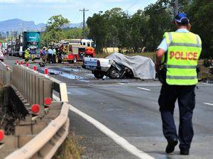 Koumala crash leaves one dead