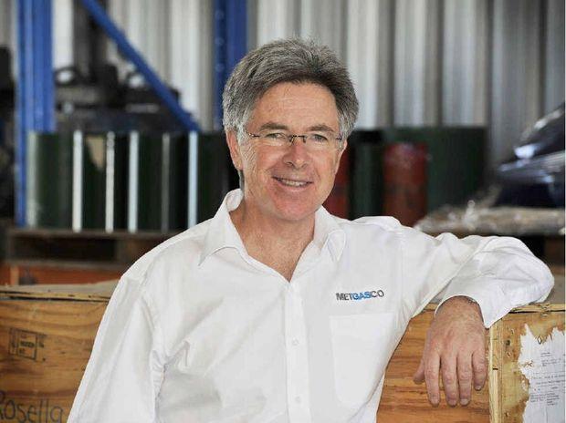 Peter Henderson, Metgasco CEO.