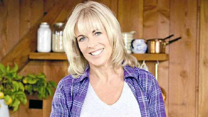 Annabel Langbein, the Free Range Cook.