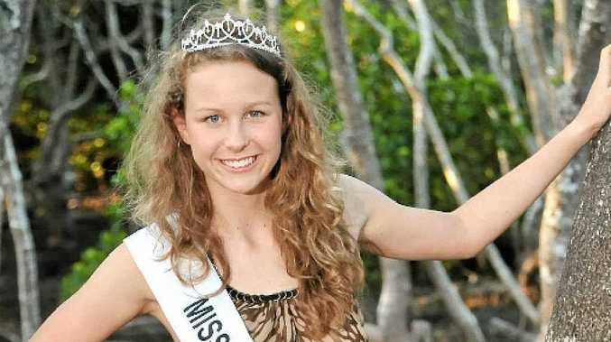 Connie Short, 14, will compete in the national final of Miss Country Girl Australia in Sydney in February.