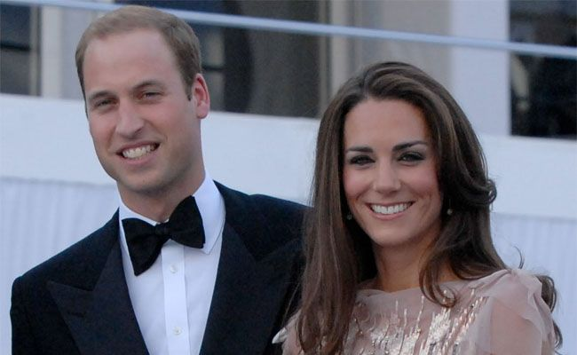 Prince William and Catherine, Duchess of Cambridge.