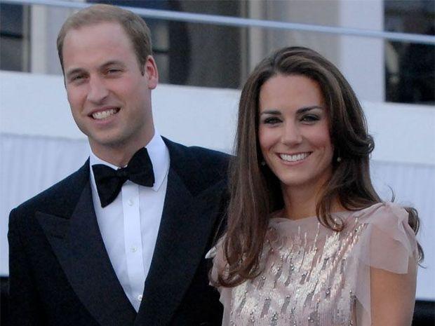 Prince William and Catherine, Duchess of Cambridge.