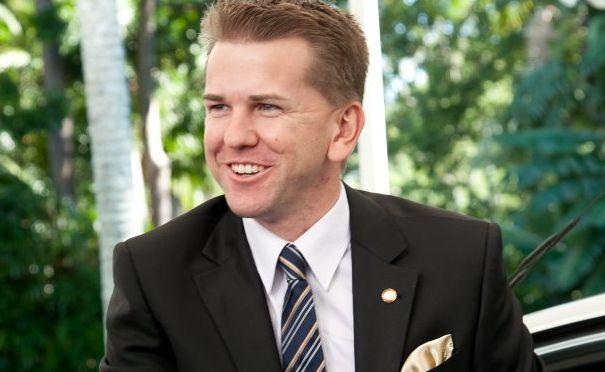 Attorney-General Jarrod Bleijie