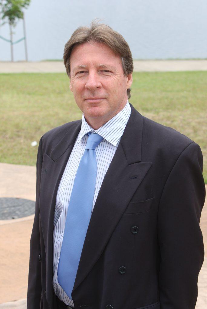 Cr Tony Wellington.