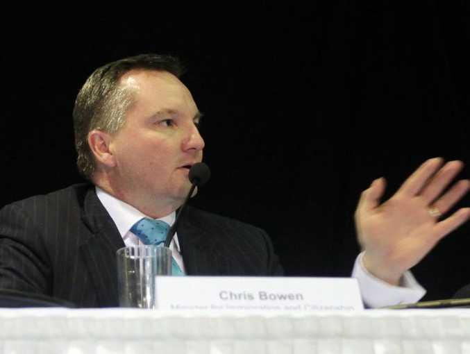Minister for Immigration Chris Bowen