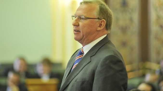 Deputy Premier and Callide MP Jeff Seeney.Photo: Greg Miller / Sunshine Coast Daily.