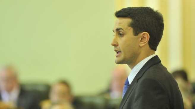 Mundingburra MP David Crisafulli. Photo: Greg Miller / Sunshine Coast Daily.