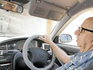 Daniel, 83, still has the drive