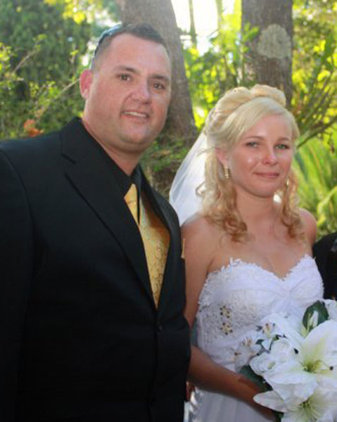 Drug trafficker Anthony Ganley and wife Gabrielle Costello, who supplied drugs and looked after her husband's drug business.