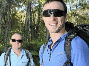 Two off to hike Kokoda