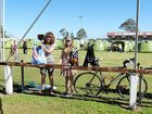 Tina and Emily McCullough love cycling in Queensland.
