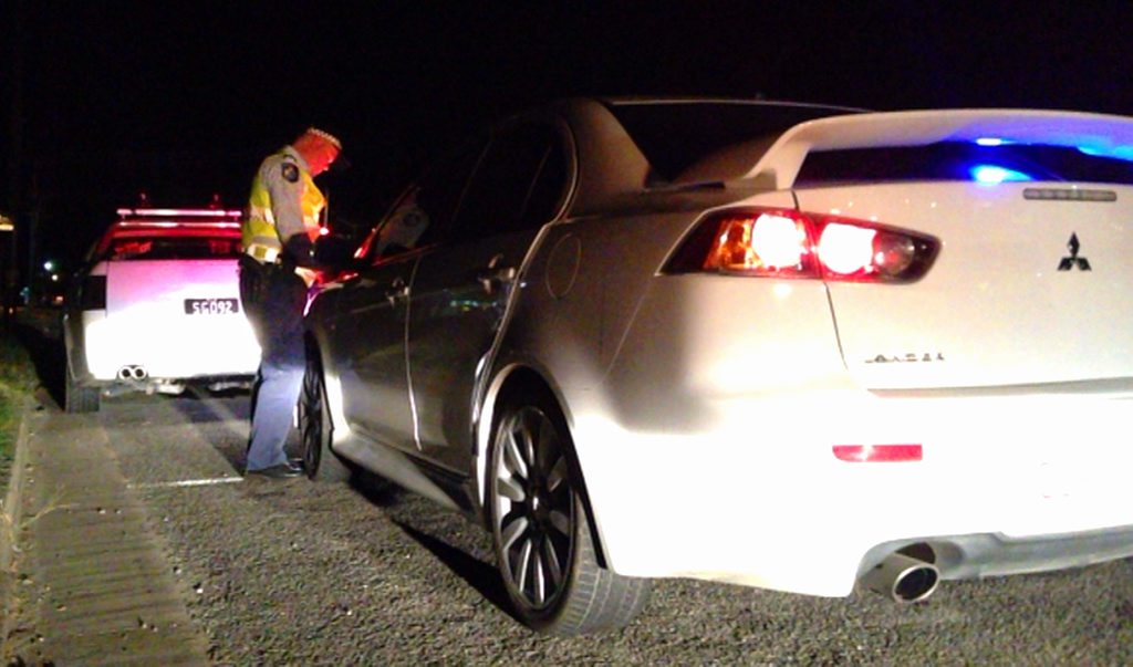 A POLICE chase spanning 150 km ended in court this afternoon.