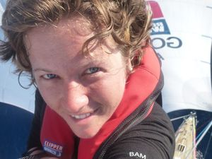 Lisa Blair's life in the Clipper Round The World Race