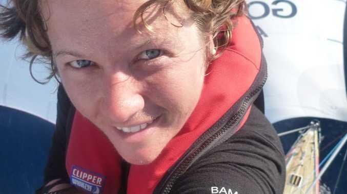 Lisa Blair is back on the Sunshine Coast after a sailing race around the world.