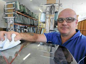 Chipped windscreens big business