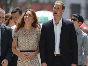 Why don't Prince William and Kate Middleton hold hands?