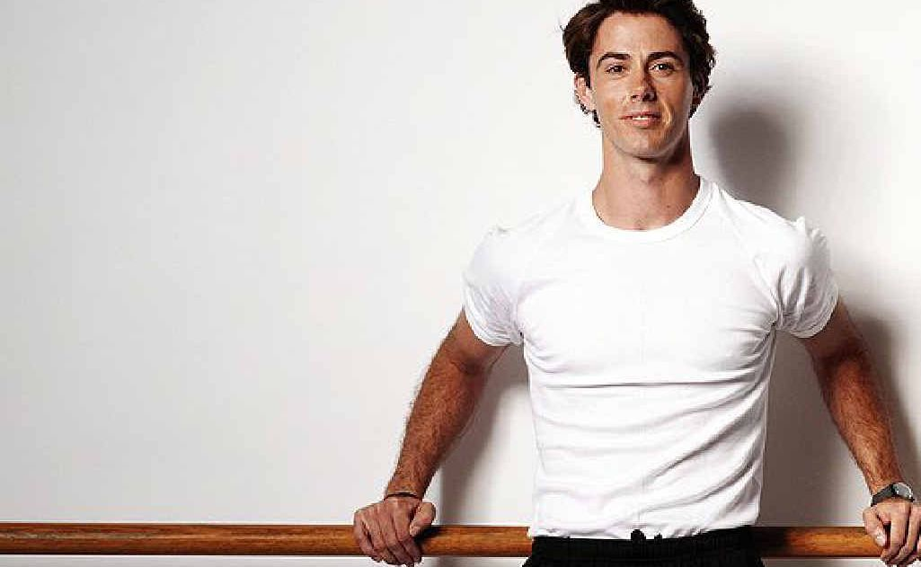 Ipswich ballet dancer Rudy Hawkes, now an Australian Ballet principal dancer, will star in Channel Ten's six-part documentary series Once Upon a Dream.