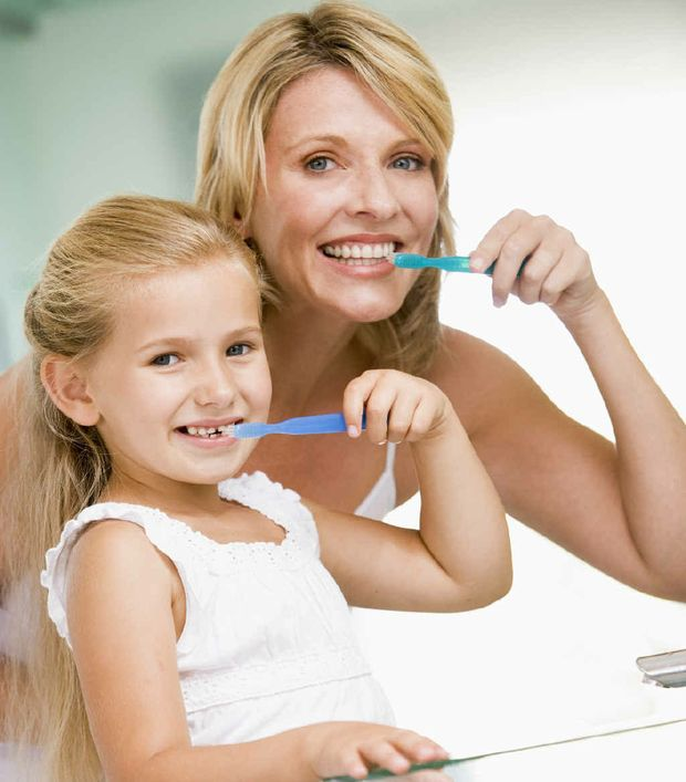 More than 30% of Australians admit they are only brushing once daily.
