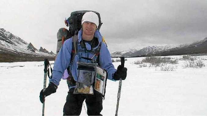 Noosa's John Cantor recalls his harrowing solo journey down Brooks Range in Alaska.