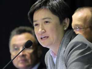 Penny Wong's emotional speech in Senate