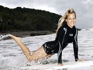 Groms gear up in new surfwear