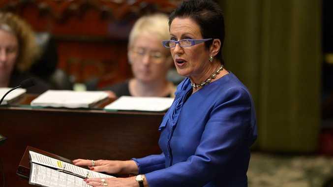 Sydney MP Clover Moore.
