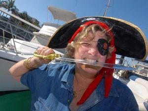 Arrr talk like a pirate day