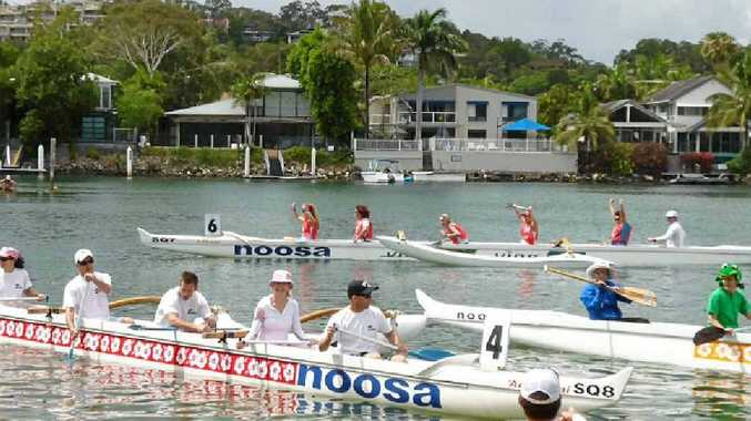 It's time to organise your corporate team for the Noosa Outrigger Club's Corporate Day on October 14.