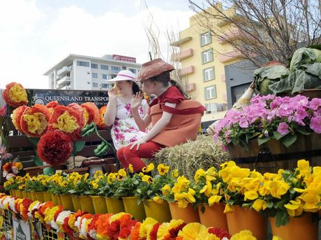 Don't miss this year's Carnival of Flowers floral parade.