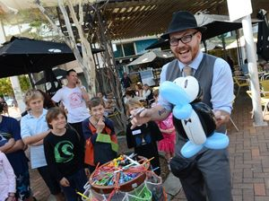 Buskers getting less change from Council