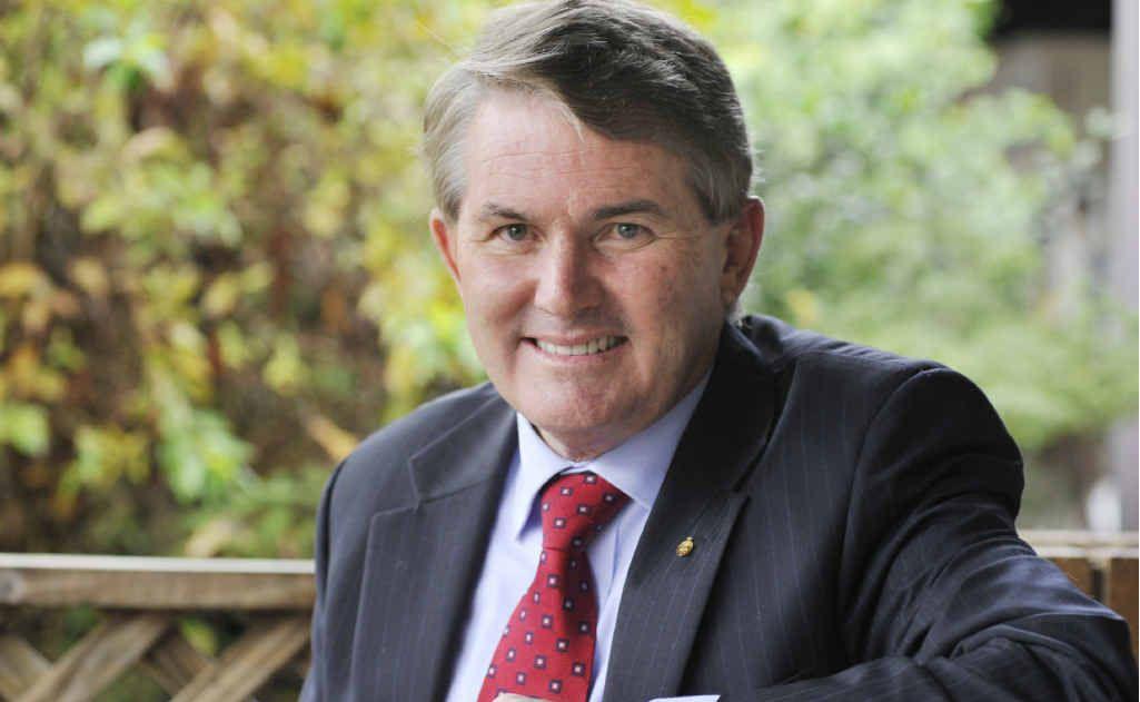 Retiring Ballina MP Don Page