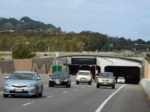 Traffic chaos at Tugun tunnel