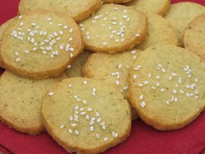 Rosemary inspires savoury treat