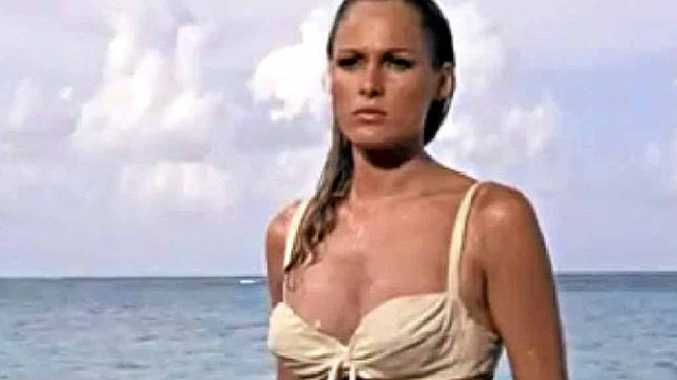 We can't all look like Ursula Andress in a bikini.
