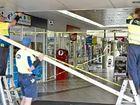 Thieves ram-raid into ATM