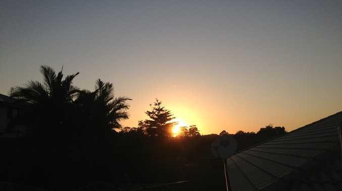 Sunrise at Palmwoods