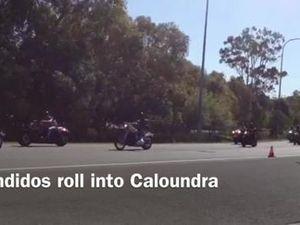 Bandidos on Sunshine Coast