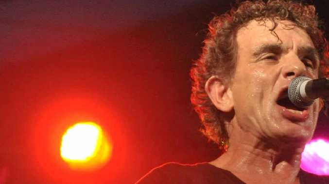 Ian Moss showed his stuff on the first night.