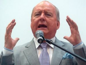 Shock jock Alan Jones has beef with $80m meatworks