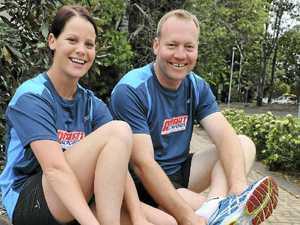 RAAF team in 500km sprint