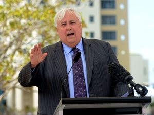 Palmer rules out giving environmental powers to states